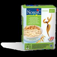 Хлопья овсяные органические 600 г NordiC 1110015
