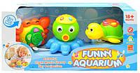 Набор игрушек музыкальный аквариум 65159