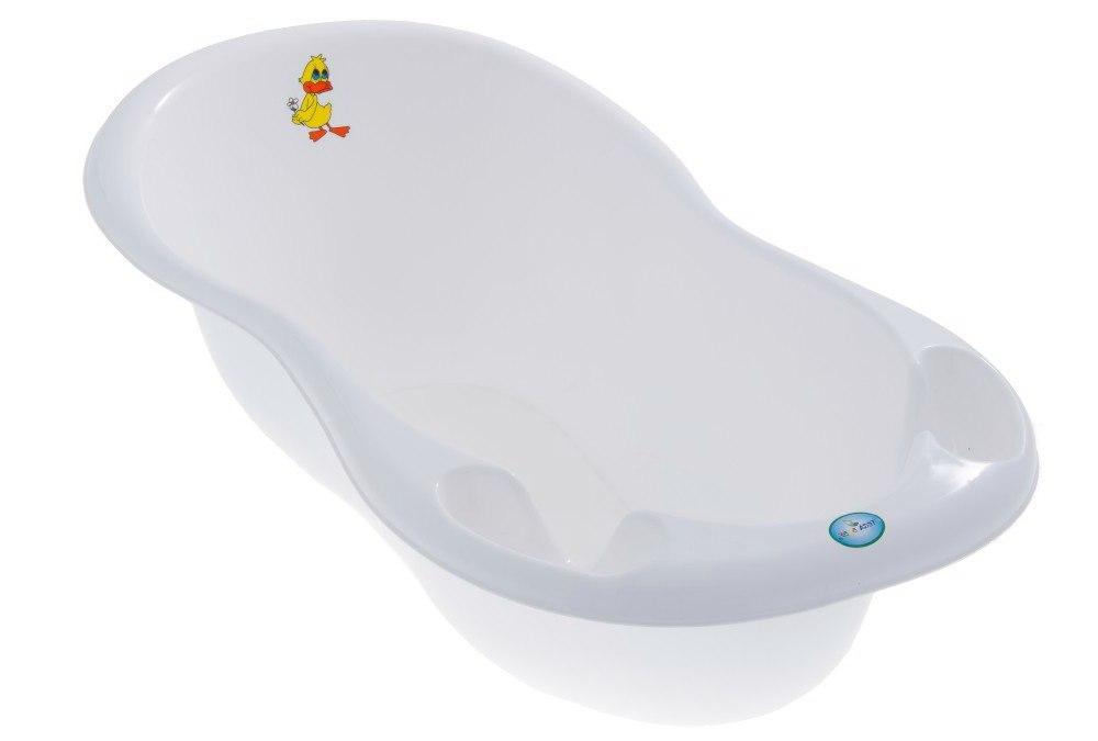 Ванночка Tega Balbinka TG-028 с термометром  белая