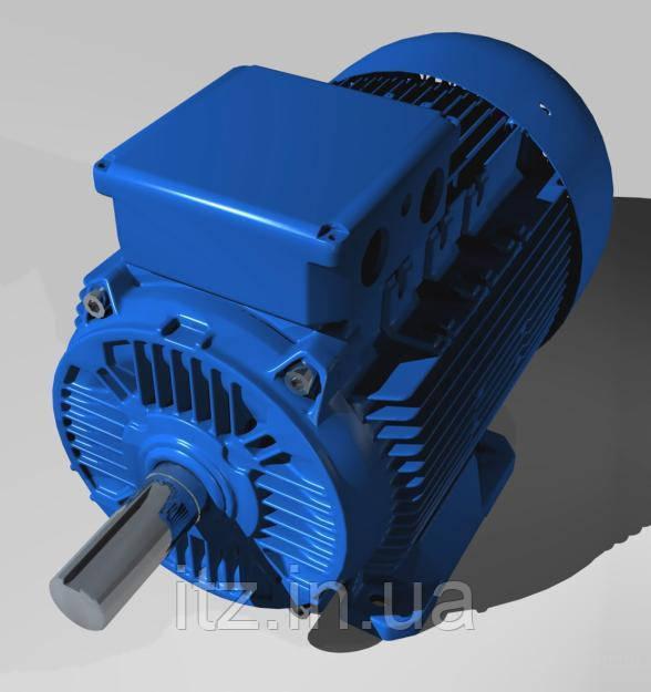 Электродвигатель АИР71 В4