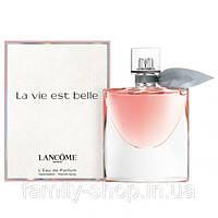 Парфюмированная вода Lancome La vie est belle 75 ml. РЕПЛИКА