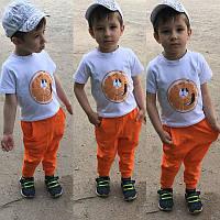Нереальный летний костюмчик  детский