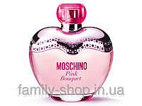 Парфюмированная вода Moschino Pink Bouquet 100 ml.