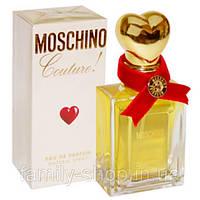 Парфюмированная вода Moschino Couture 100 ml. РЕПЛИКА