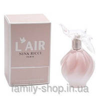 Парфюмированная вода Nina Ricci L Air 100 ml.