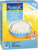 Хлопья рисовые 800 г NordiC 1110201