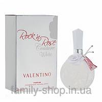 Парфюмированная вода Valentino Rock In Rose Couture White 90 ml. РЕПЛИКА