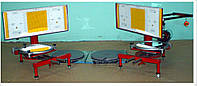 Универсальный лазерный стенд для регулировки углов установки колёс автомобиля «ПАНОРАМА»-СП