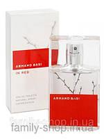 Туалетная вода Armand Basi In Red 100 ml. РЕПЛИКА