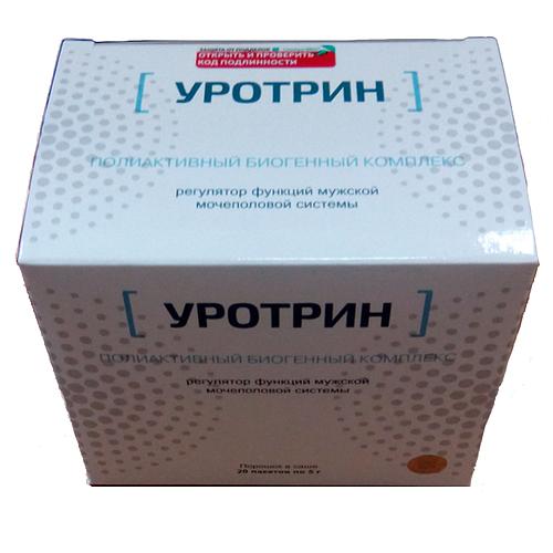 Лекарства против простатита