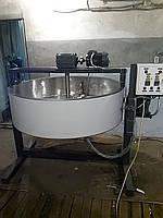 Сковорода с переворотом на масле см-300