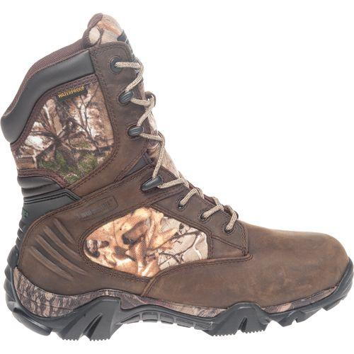 Ботинки охотничьи WOLVERINE MEN'S WOODLANDER HUNTING BOOTS