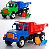 Автомобиль ИНТЕР цветной ОРИОН 184 (600x230x280 мм)