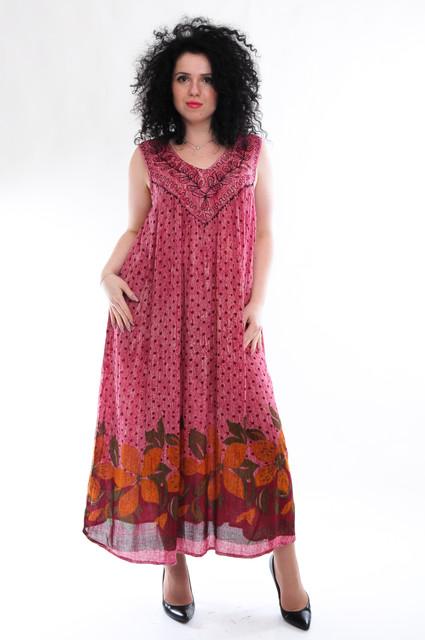 Платье индийское марлевка