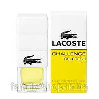 Туалетная вода Lacoste Challenge Re/Fresh 100, 50  ml.