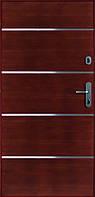 Входная бронированная дверь для квартиры Gerda WPX3010D(S) NL1H