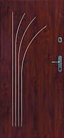 Входная бронированная дверь для квартиры Gerda WPX3010D(S) RLB