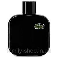 Туалетная вода Lacoste L.12.12 Noir Pour Homme 100 ml.  Мужские Tester РЕПЛИКА