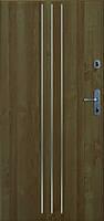 Входная бронированная дверь для квартиры Gerda WPX3010D(S) RLH