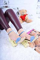 Новинка! Женские босоножки на каблуке, 35 36 37р.