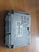 Блок управления двигателем 1.9TDI sk Skoda Octavia Tour 1996-2010