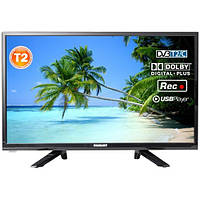 Телевизор Romsat 24HMT16052T2   LED, HD, T2, PVR-ready