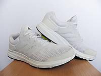 Кроссовки Adidas Galaxy 3M 100% Оригинал р-р 44 2/3 (28,5см)  (сток)  адидас беговые новые stok белые