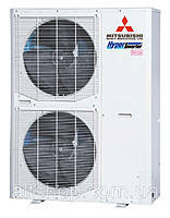 Тепловой насос воздух-вода Mitsubishi Electric PUHZ-ZRP140YKA +Heat Pump UNI-3RC
