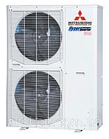 """Тепловой насос воздух-вода Mitsubishi Electric PUHZ-ZRP140YKA +Heat Pump UNI-3RC - Торговый Дом """"ГИДРОТЕХНИКА"""" в Киеве"""