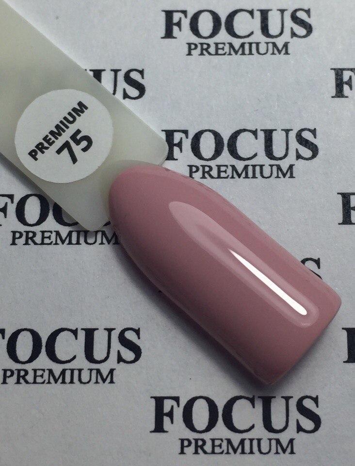 Гель лак Focus Premium от Oxxi  №75 8мл