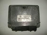 Блок управления двигателем комплект 1.9TDI sk Skoda Octavia Tour LEON GOLF IV 1996-2010