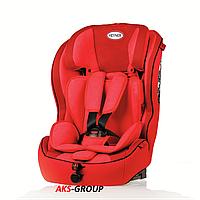Автокресло Heyner 9–36 кг  MultiRelax Aero Fix Racing Red 798 130
