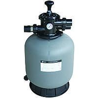 Песочный фильтр для бассейна Emaux V500; 11.1 м³/ч; верхнее подключение