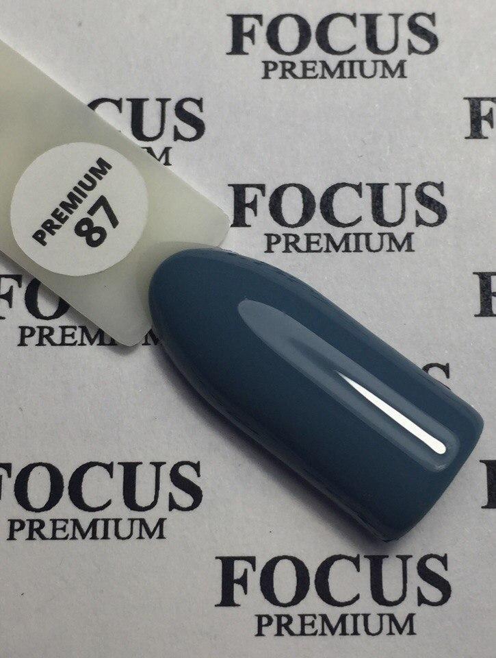 Гель лак Focus Premium от Oxxi  №87 8мл