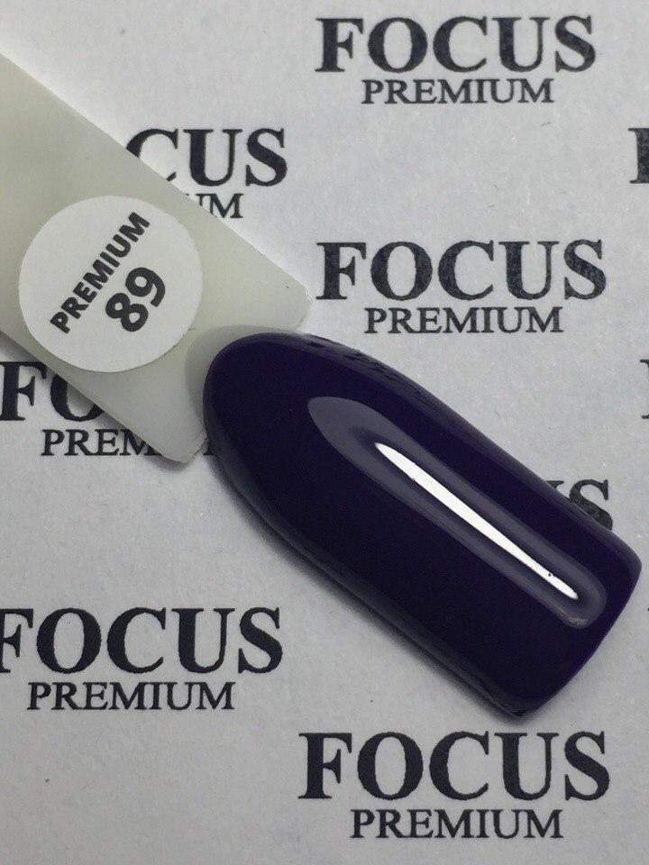 Гель лак Focus Premium от Oxxi  №89 8мл