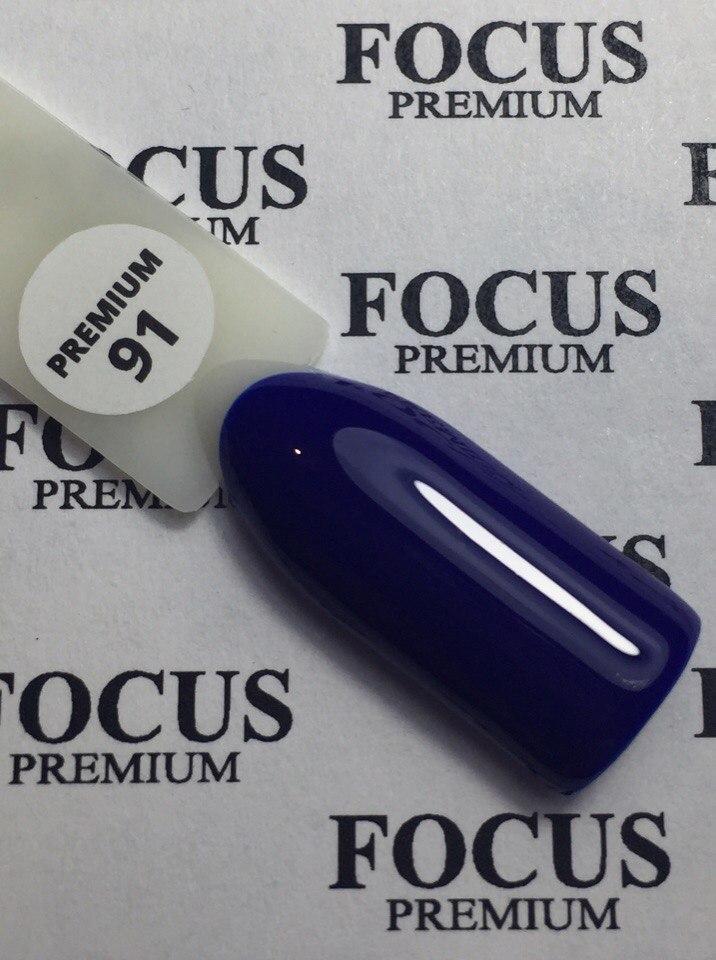 Гель лак Focus Premium от Oxxi  №91 8мл