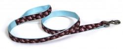 Coastal Pet Attire Ribbon поводок для собак, 1,6смХ1,2м, обезьнки