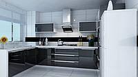 Дизайн-проект интерьера - кухня Итальяно