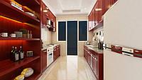 Дизайн-проект интерьера - кухня narrow