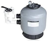 Песочный фильтр для бассейна Emaux S650; 15.6 м³/ч; боковое подключение, фото 1