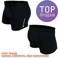 Мужские плавки Radical Sand Original с защитой от хлора / Плавки мужские, черные
