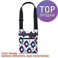 Женская сумка Dakine Jive 1L Kamali White / наплечная сумочка