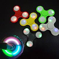Игрушка - антистресс Hand Spinner (Спиннер) LED светящийся