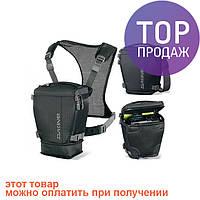 Сумка чехол для фото Dakine DSLR Camera Case Black / Защитная сумка для фотапарата