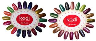 Быстрый заказ гель-лака Kodi из палитры