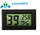 Гигрометр термометр влагомер электронный бытовой измеритель влажности воздуха, фото 2
