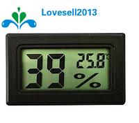 Гигрометр термометр электронный бытовой