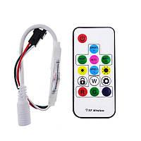 RF RGB Dream контролер SP103E DC5-24V (14 кнопок) WS2801, WS2811, WS2812, WS2813, фото 1