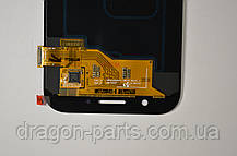 Дисплей Samsung A520 Galaxy A5 з сенсором Блакитний Blue оригінал , GH97-19733C, фото 3