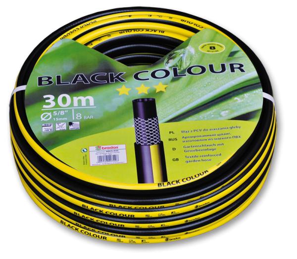 "Шланг для полива BLACK COLOUR 5/8"" - 20м"